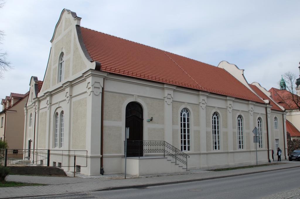 Remont i przebudowa Domu Katolickiego.