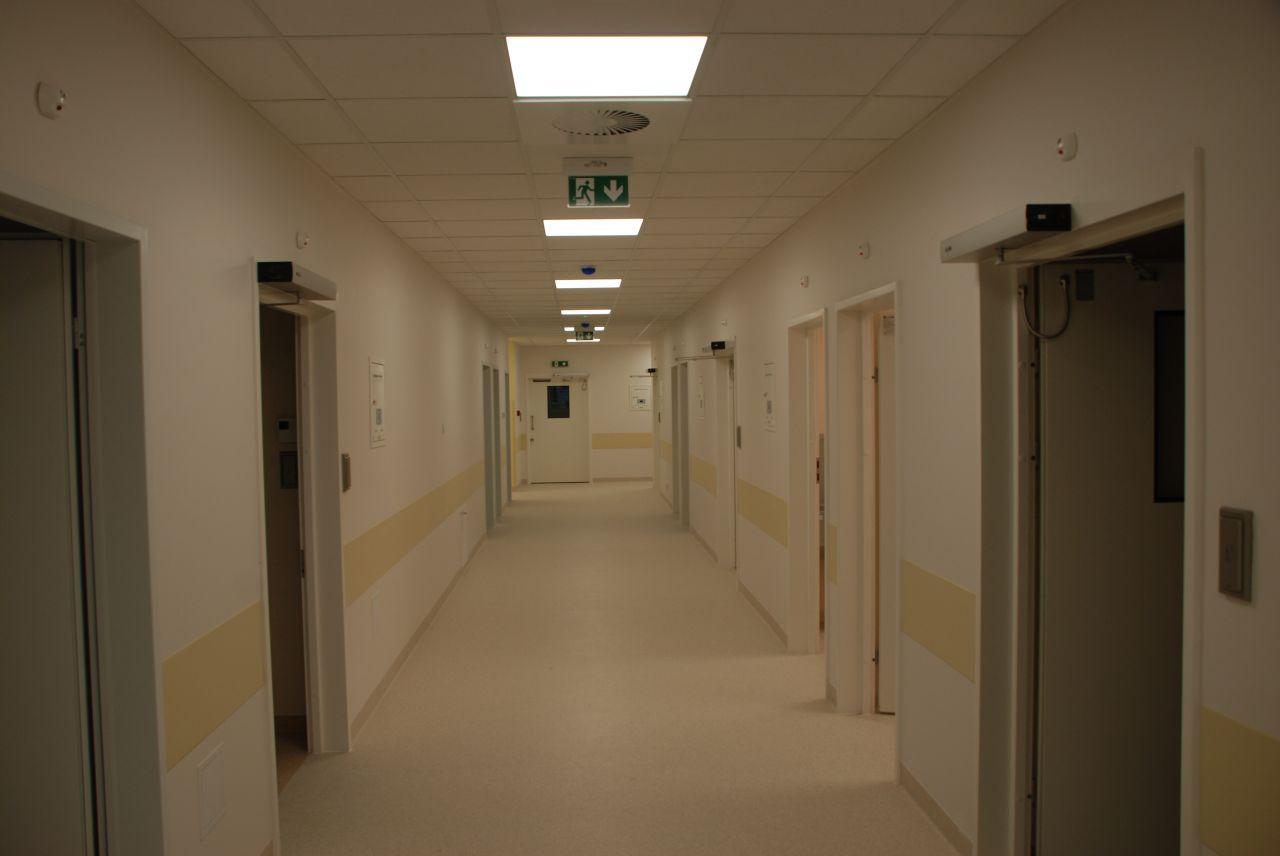 Rozbudowa bloku operacyjnego w Szpitalu w Kępnie.